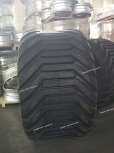 Agricutlural Flotation Tire 700/50-26.5 with Wheel Rim 24.00X26.5 pictures & photos