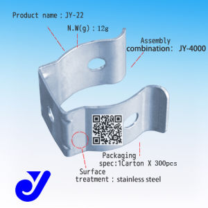 Metal Connector for Logistic Shelf Assembly|Lean Pipe Joint Jy-22