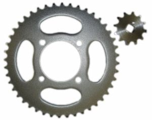 Motorcycle Sprocket Sets Delim Liberty 12t-44t pictures & photos
