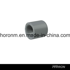 CPVC Sch80 Water Pipe Fitting (FAMALE END CAP) pictures & photos