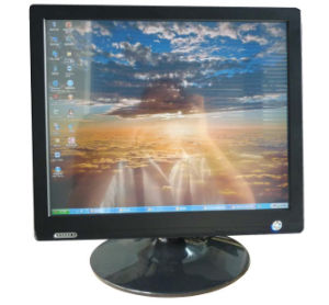"17"" LCD Monitor pictures & photos"