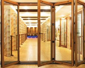 Aluminum Folding Door pictures & photos