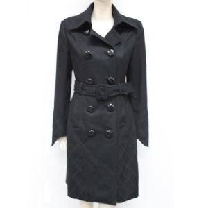 Lady Fashion Long Coat (CHNL-CT004)
