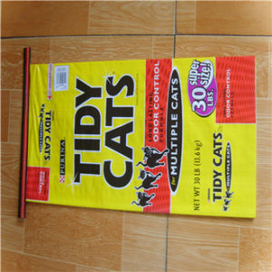 BOPP Laminated PP Bags for 25kg, 50kg Animal Feed/Pet Food Packaging pictures & photos