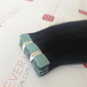 Top Grade Tape in Hair Extensions with 100% Human Hair pictures & photos
