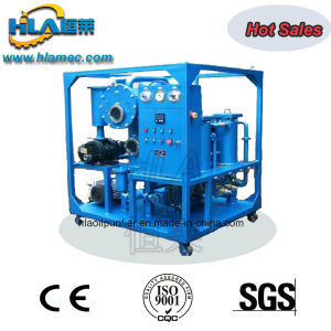 Low Consumption Energy Savings Double Vacuum Insulating Oil Filtration Machine pictures & photos