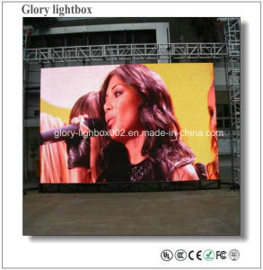 Customed Size SMD P5.926 Indoor Full Color Video Display pictures & photos