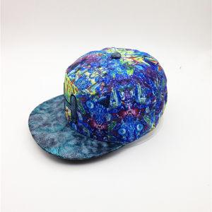 Wholesale Sublimation Letter Fashion Hip-Hop Cap (QP001) pictures & photos