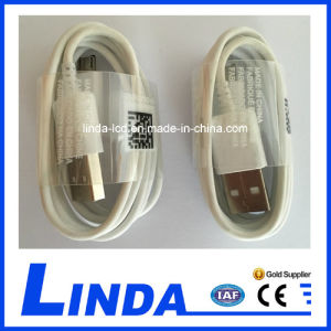 Mobile Phone Cable for Samsung Galaxy S4 Data USB Cable pictures & photos