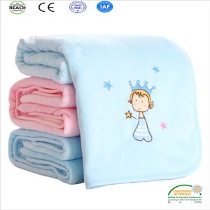 Baby Blankets Factory pictures & photos