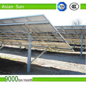 100MW Solar Mounting Structure for Large Scale Solar PV Power Plant pictures & photos