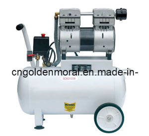 Gmw-2003  Gmw-2002  Gmw-2001  Gmw-1002 Mute Air Compressor Without Oil/OEM pictures & photos