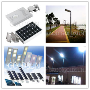 Integrated LED Solar Street Light 12W, Manufacturer Sale pictures & photos
