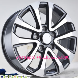 R17/R18/R20 5*150 Auto Wheel Rims Toyota Replica Alloy Wheel pictures & photos
