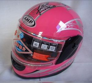 Full Face Helmets RM010-Pink for Woman