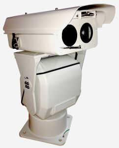 Outdoor All Weather Thermal PTZ Camera 2km HD 40X HD 4k 3840 X 2160@30fps 1920X1080@60fps Light Weight pictures & photos