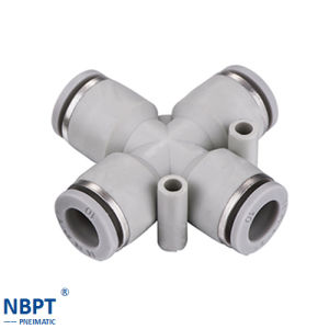 Quick Connecting Tube Fittings Brass Fittings pictures & photos