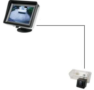 3.5inch Car Rear View Backup LCD Monitor pictures & photos