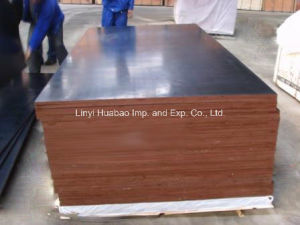 21*1250*2500mm Film Faced Plywood First Grade pictures & photos