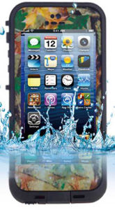 Camouflage Waterproof Cover Case for iPhone5 pictures & photos