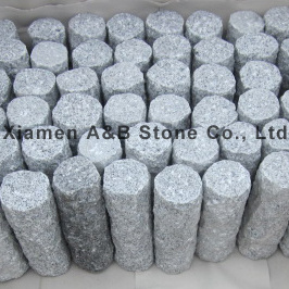 Granite Stone Fence / Stone Pillar pictures & photos