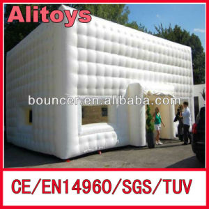 2014 Hot Export Inflatable Tent, Inflatable Event Party Tent, Cubic Tent Inflatable Building Tent pictures & photos