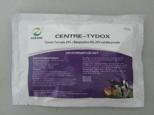 Tylosin Tartrate 20% + Doxycycline HCl 20% Soluble Powder