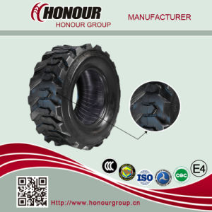 Backhone Tyre Skidsteer Tire 10.00-16.5 12.00-16.5 14-17.5 15-19.5 Sks-1 Nylon Tyre pictures & photos