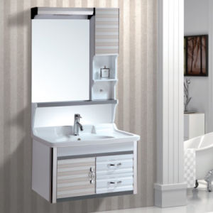 Wall Mounted Single Basin Bathroom Furniture pictures & photos
