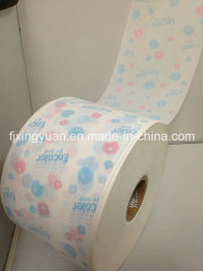 Raw Material PE Film for Diapers Back Sheet and Sanitary Pads