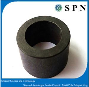 Hard Ferrite Magnet Sintered Permanent Magnet for Motors pictures & photos