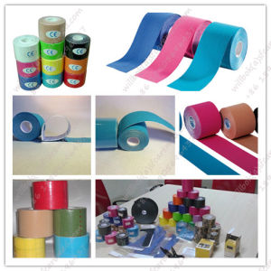 Kinesio Muscle Physio Tape pictures & photos