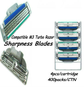 Campatible for Gillette Mach 3 Power Blade Sharpness Razor pictures & photos