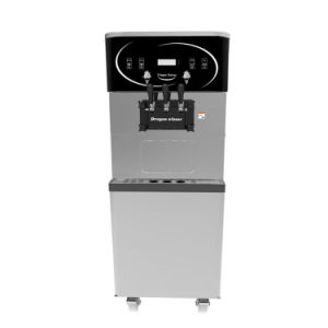 New Hot Sale Stainless Steel Commercial Ce Approved Ice Cream Making Machine/ Soft Serve Ice Cream Machine for Sale (DW150TC) pictures & photos
