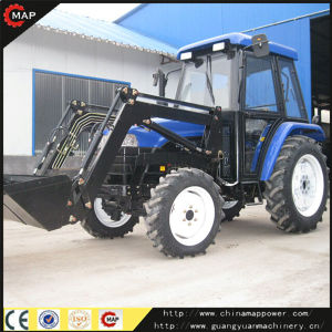 40HP, 45HP, 50HP European Style 4WD Farm Tractors pictures & photos