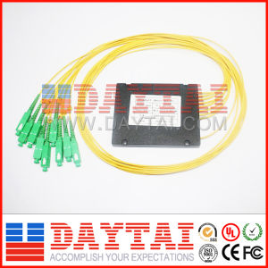 1X8 Optical Fiber PLC Splitter (FTTH, CATV) pictures & photos