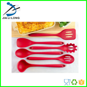 Silicone Kitchen Utensils Set for Cooking Tools