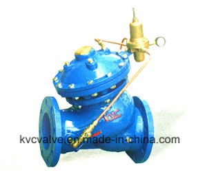 Adjustable Pressure Reducing Sustaining Valve