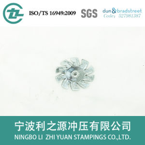 Steel Stamping Pressed Parts pictures & photos