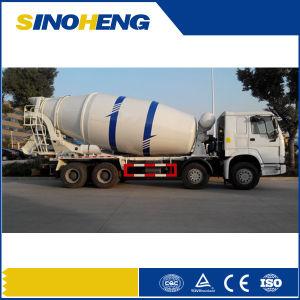 HOWO 8X4 Concrete Mixer Truck pictures & photos