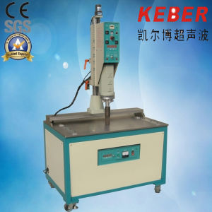 SGS Ultrasonic Plastic Spin Welding Machine (KEB-DW30) pictures & photos