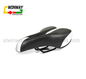 "Bicycle Parts Leather Seat Saddle for Bicycle 26""MTB pictures & photos"