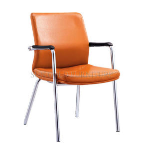 Hot Sale Modern PU Leather Visitor Meeting Chair (SZ-OC201) pictures & photos