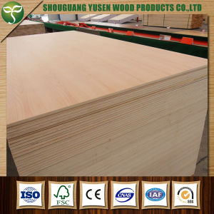 Packing Decoration Furniture Grade Plywood 18mm pictures & photos