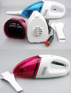 DC 12V Car Vacuum Cleaner as Gift pictures & photos