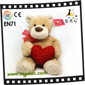 Plushvalentine Bear with Love pictures & photos