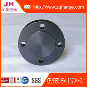 Carbon Steel Flange of Yellow JIS 5k Pl pictures & photos