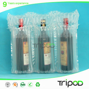 Air Bubble Packaging Bags for Wine Bottle & Glass