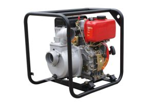 3 Inches Air Cooled Diesel Water Pump with Ym178f Engine pictures & photos