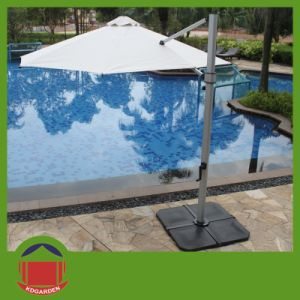 Samll Size Post Umbrella for Swimming Pool pictures & photos